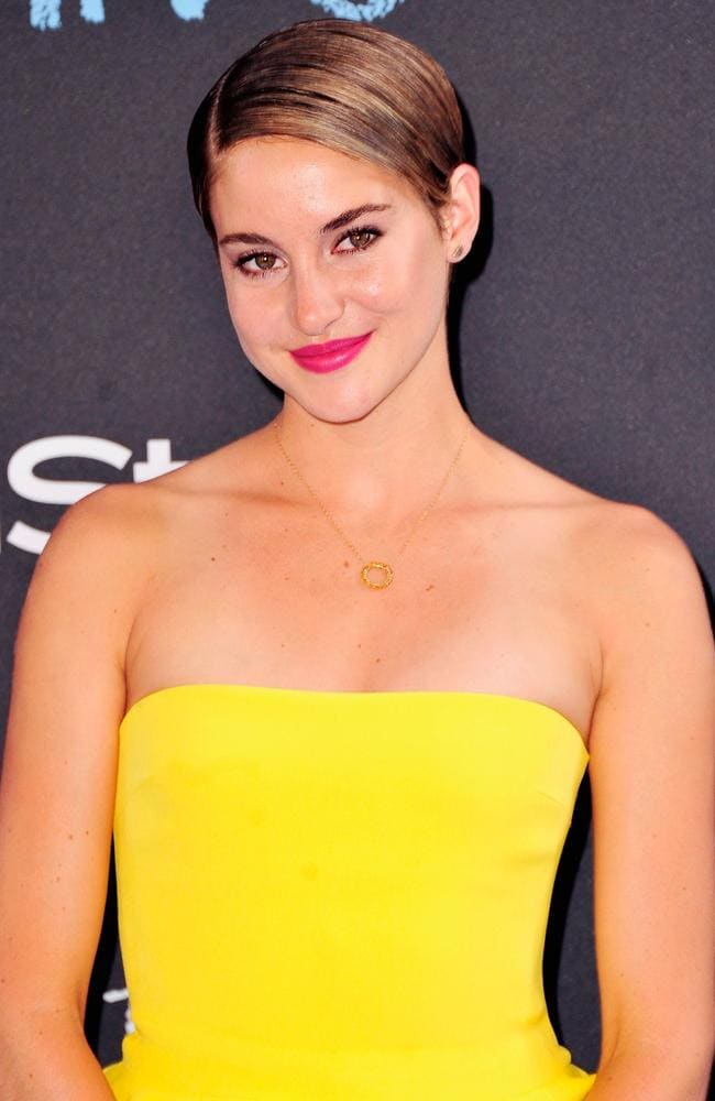 Shailene Woodley has had two huge hits this year in The Fault In Our Stars and Divergent.