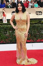 Ariel Winter attends The 23rd Annual Screen Actors Guild Awards at The Shrine Auditorium on January 29, 2017 in Los Angeles, California. Picture: Getty