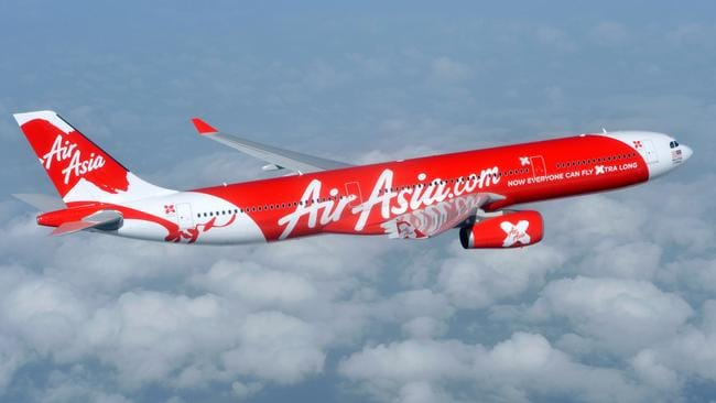 AirAsia X is enjoying strong growth on its Australian routes. Picture: Supplied