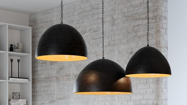 Pendant lighting styling by Ghify.