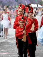 The Nutcracker Christmas Ballet. Photo Naomi Jellicoe