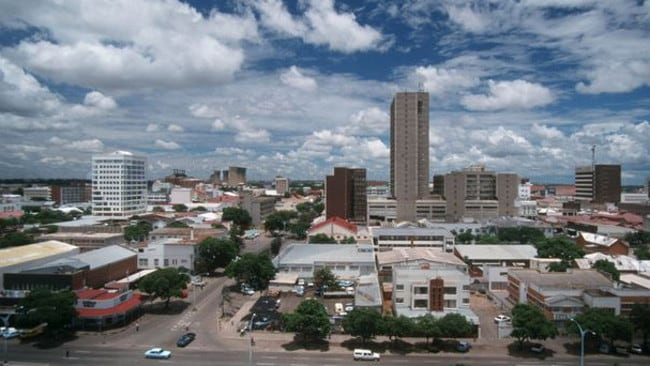 The sex attack happened in the city of Bulawayo, Zimbabwe. Picture: Supplied