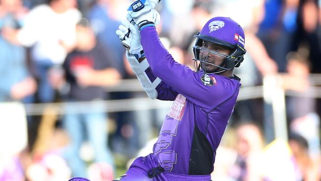 Kumar Sangakarra is back for the new BBL season.