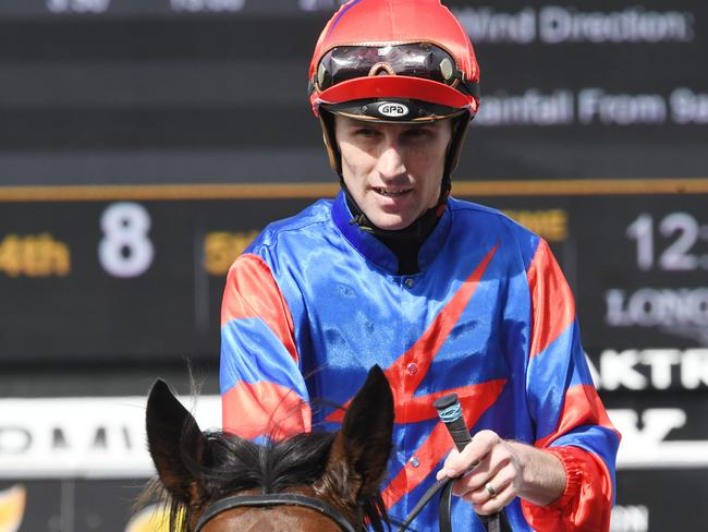 Tye Angland is firmly established as one of Sydney's leading jockeys.