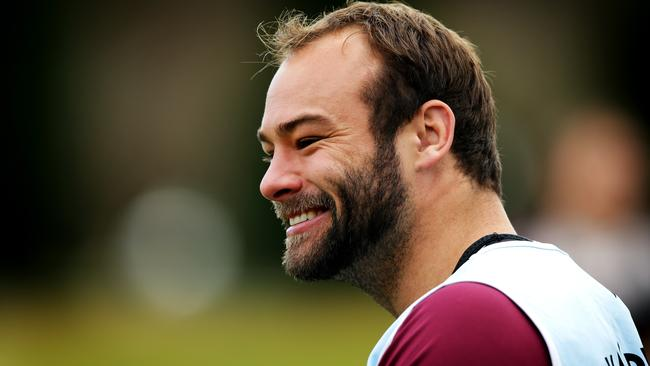 Brett Stewart's future remains uncertain for now. Picture Gregg Porteous
