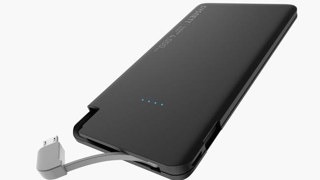 Portable battery packs offer a great way to charge phones on the fly.