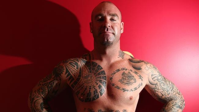 Lucas 'Big Daddy' Browne
