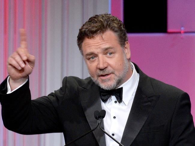 Azealia Banks claims Russell Crowe spat at her. Picture: Kevork Djansezian/Getty Images