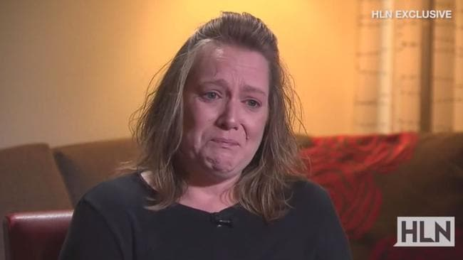She stood by him for most of his trial but Steven Avery's ex Jodi Stachowski now says he's guilty. Picture: HLN