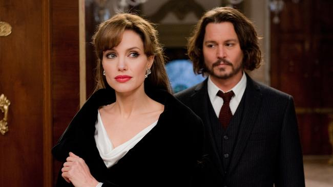 Image result for johnny depp and angelina jolie movie