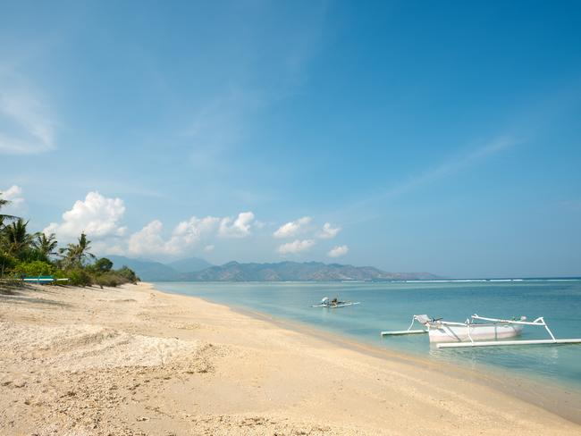 Idyllic beaches are one of Lombok's attractions. Picture: Intrepid Travel
