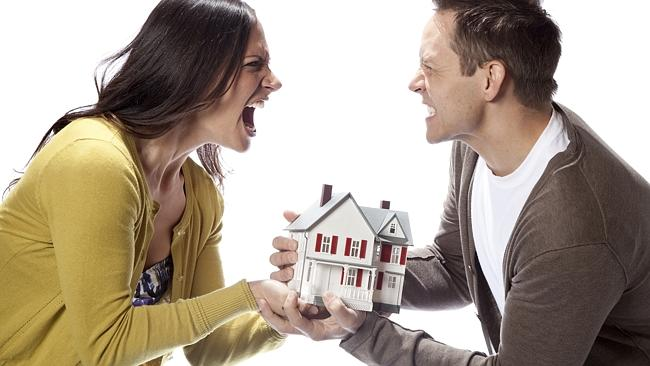 Have a plan and a budget, or risk squabbling over your dream home.