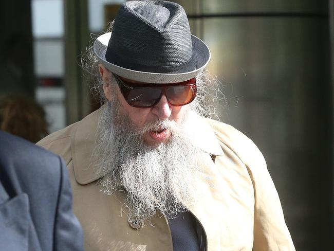 Robin Fletcher, who raped young girls and used whips and chains, tried to have conditions of his supervision order eased at court. Picture: Hamish Blair