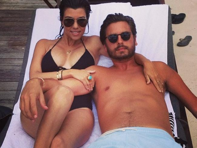Kourtney Kardashian is now happily married to Scott Disick.