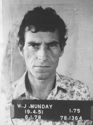 William Munday was convicted of violent rapes throughout Sydney and the 1981 prison murder of fellow inmate Steve Shipley.