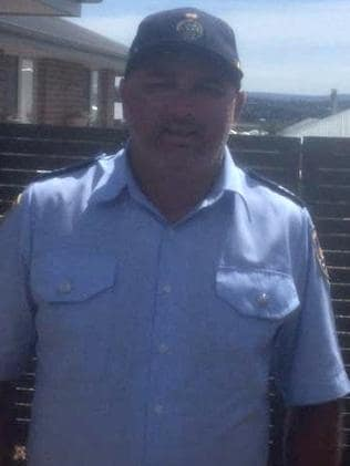 Bathurst senior prison guard Thor Sutherland has worked in Corrections for almost 20 years.