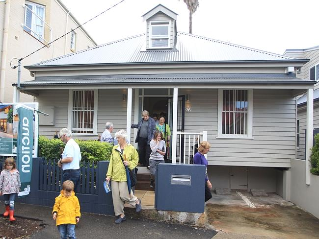 96 Short St, Birchgrove went under the hammer for $2.151 million on Saturday.