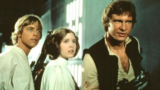 The Star Wars film that started them all is still top dog when it comes to box office profits.