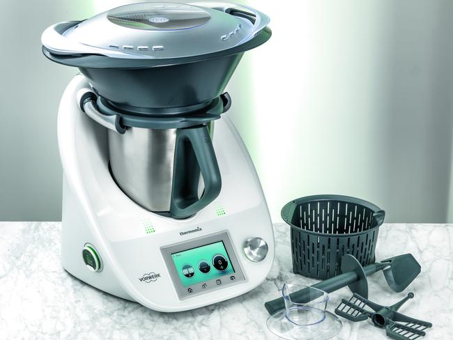 Cult kitchen appliance, Thermomix, has a new contender in town. Picture: Supplied