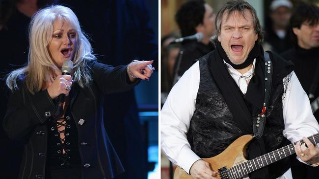 Jim Steinman wrote many big hits for Meat Loaf ... but he rejected one major power ballad. Picture: Getty Images