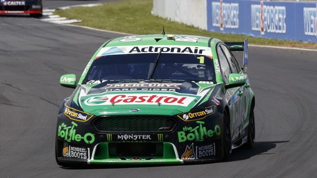 Mark Winterbottom has endured an up-and-down season.