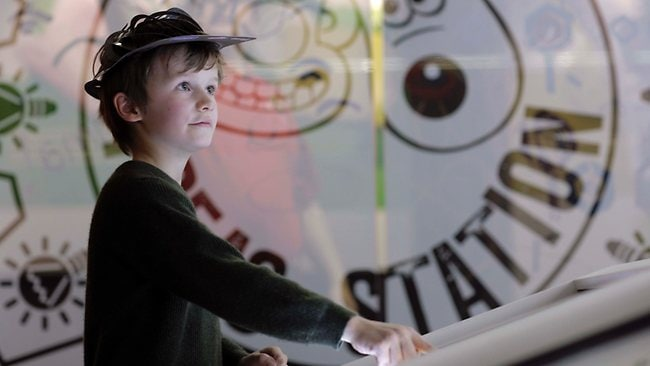 Kids can get involved by sending their invention ideas to Wallace as part of the exhibition. Picture: Supplied
