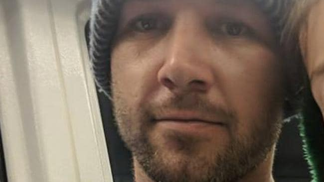 Lance Michael Pearce, 34, had appeared in court looking distressed. Picture: Facebook.