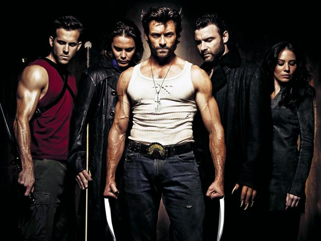 The pair worked together on X-Men Origins: Wolverine.