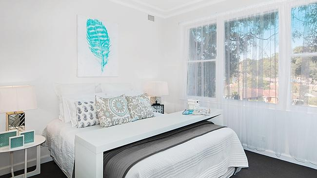 Silk Home Staging and Styling prepped this home for a summer sale.