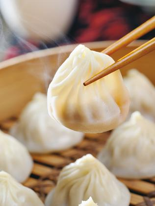 Din Tai Fung has developed a reputation for tasty dumplings