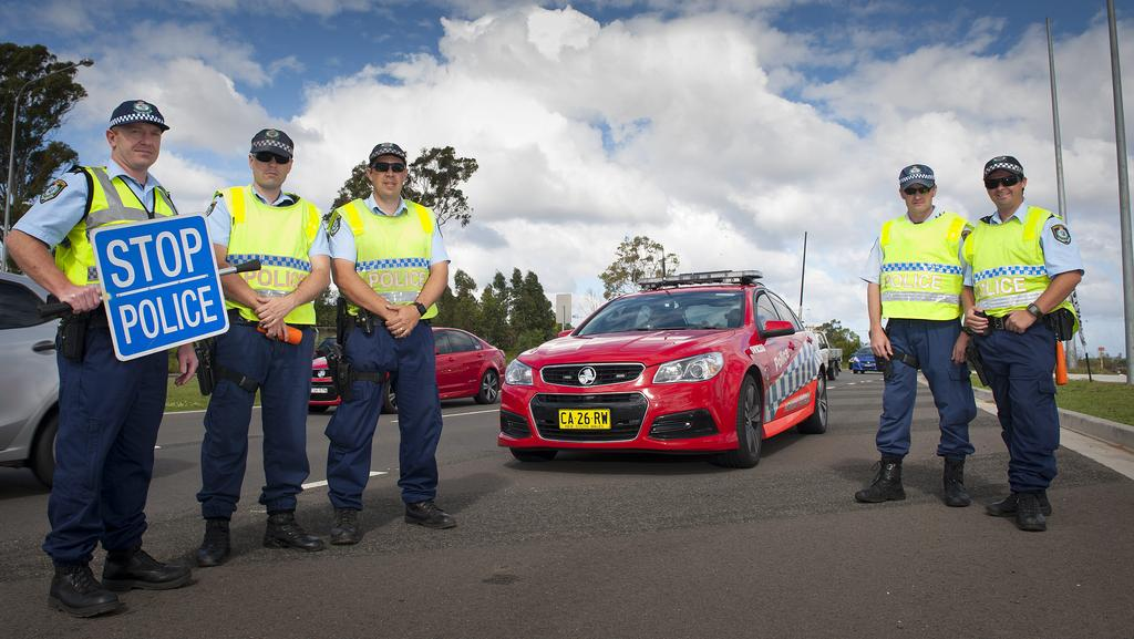 nsw police breath testing guidelines