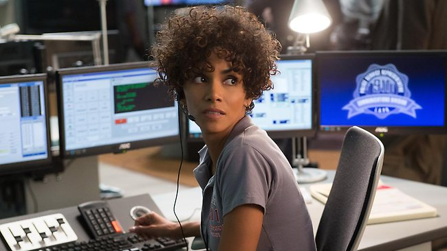 Wired up: Halle Berry in The Call