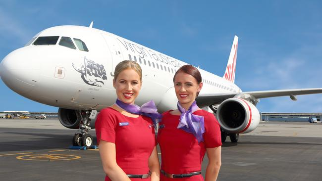 Switch on with Virgin Australia.