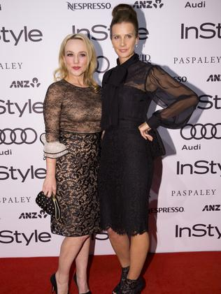 Susie Porter and Rachel Griffiths / Picture: Justin Lloyd