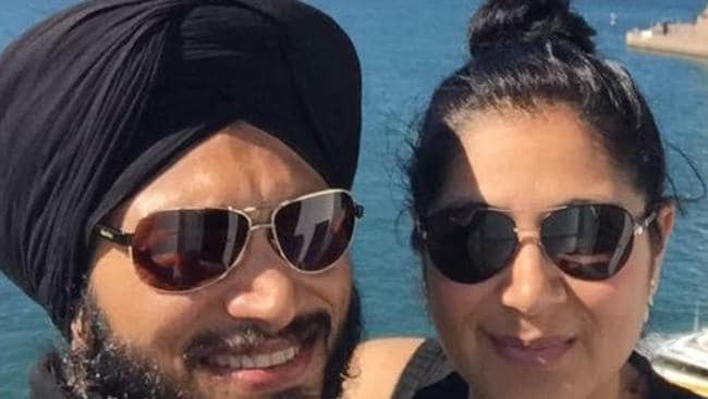 Kulwant Singh and Arvinder Dhanota have eight properties in their investment portfolio — with an estimated net worth of $3.8 million. Picture: Supplied