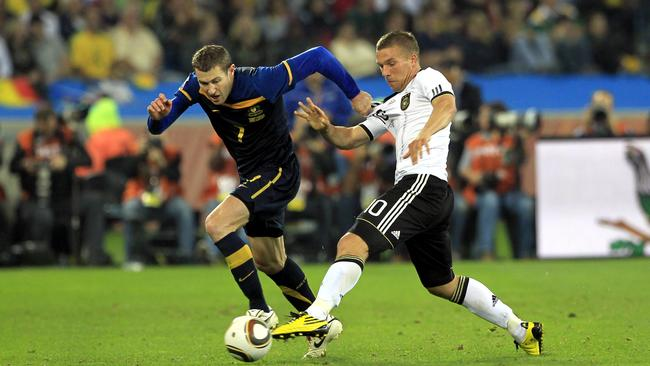 Australia cannot afford to slip up like the did against Germany in 2010.