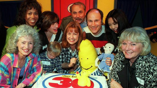 Who was your favourite Play School presenter?