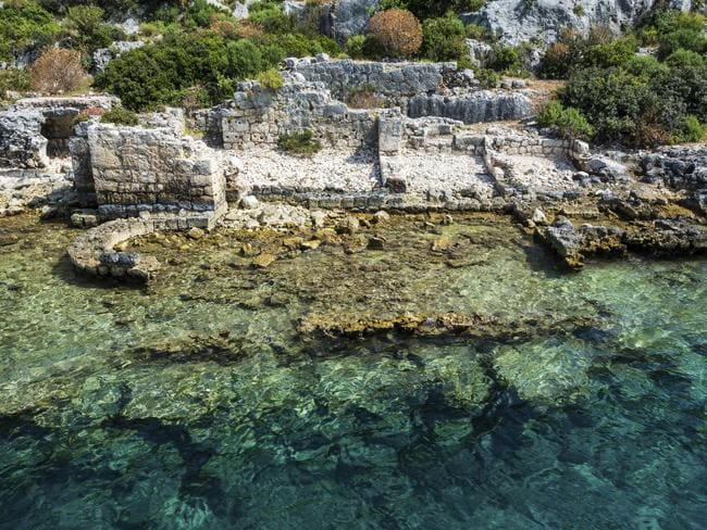 The ancient Lycian sunken city of Simena, Kekova, is expected to be a popular tourist spot when it opens up to holiday-makers.