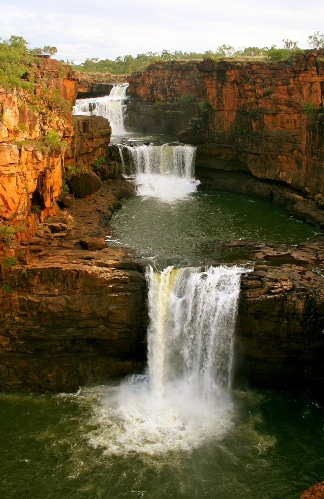 Spectacular Mitchell Falls. Picture: Places We Go.