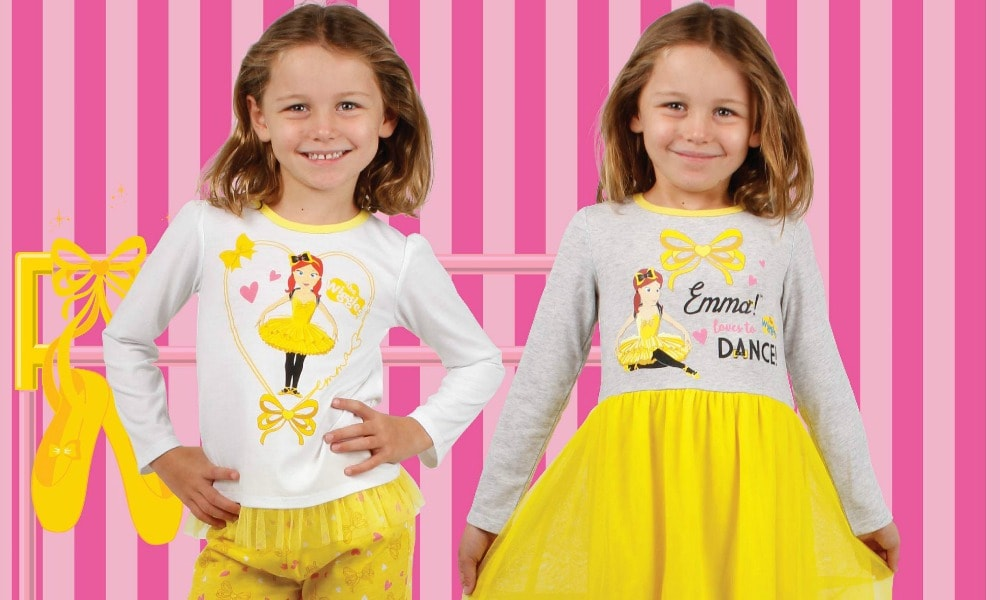 The internet is losing it over these Wiggles pyjamas