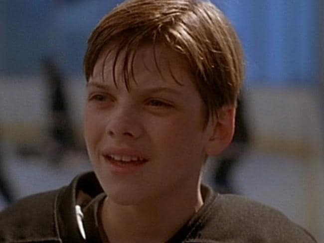 The character of Andrew Banks was eventually played by Vincent A. Larusso.