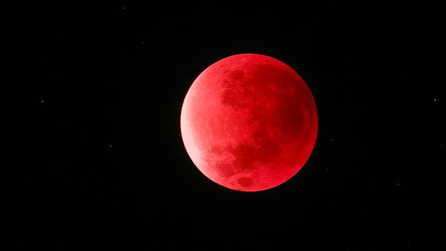 blood moon 2018 australia adelaide - photo #14