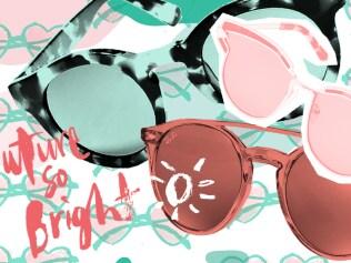 Future's so bright. Illustrations: Inkling Design