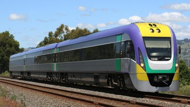 They may not be high speed, but the medium-speed Victorian V/line trains have been a huge success.