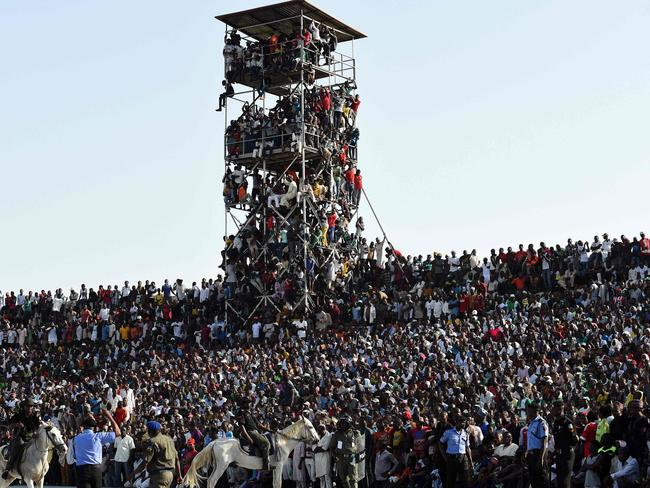 Image result for images of crowd in nigeria
