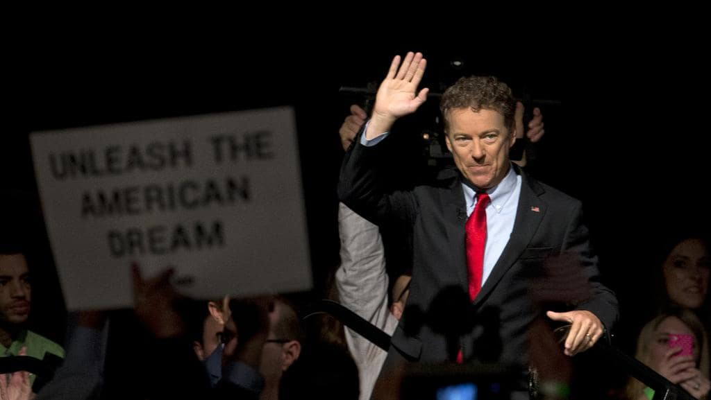 Rand paul date of birth in Brisbane