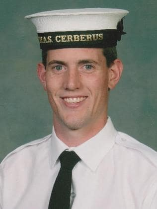 Tragic ... Former navy sailor Stuart Addison, who committed suicide in February 2012 after earlier attempts. Picture: Supplied
