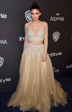 TV personality Kylie Jenner attends The 2016 InStyle And Warner Bros. 73rd Annual Golden Globe Awards Post-Party at The Beverly Hilton Hotel on January 10, 2016 in Beverly Hills, California. (Photo by Jason Merritt/Getty Images for InStyle)