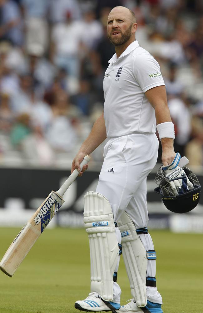 England veteran Matt Prior may be finished as a Test cricketer.