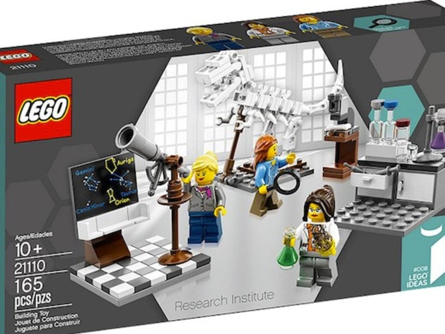 Lego has sold out of the set already.